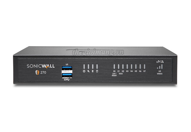 SonicWall TZ270 Total Secure...