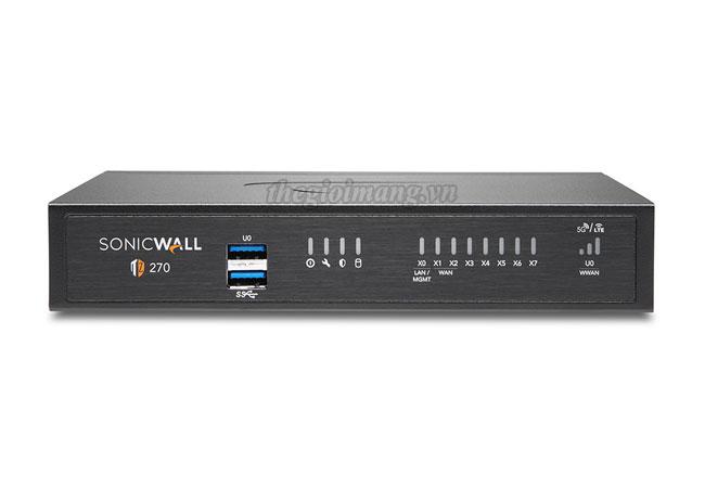 SonicWall TZ270