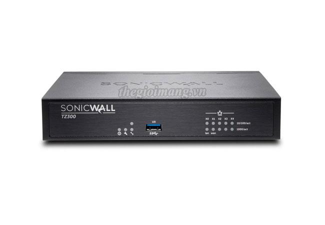 SonicWall TZ300 Series