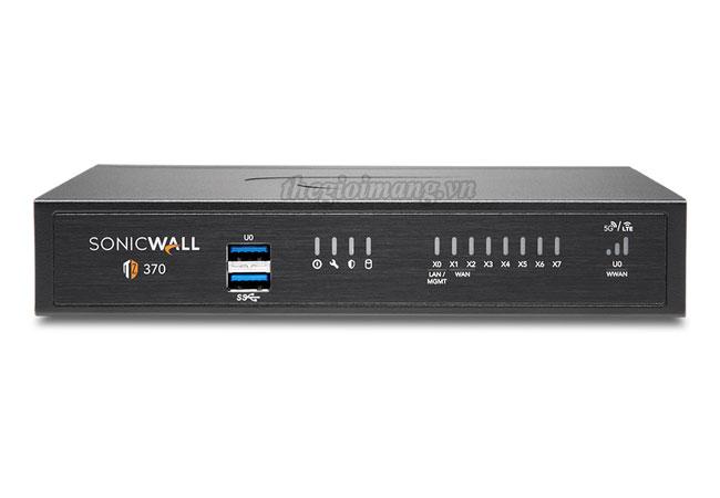 SonicWall TZ370 (02-SSC-2825)
