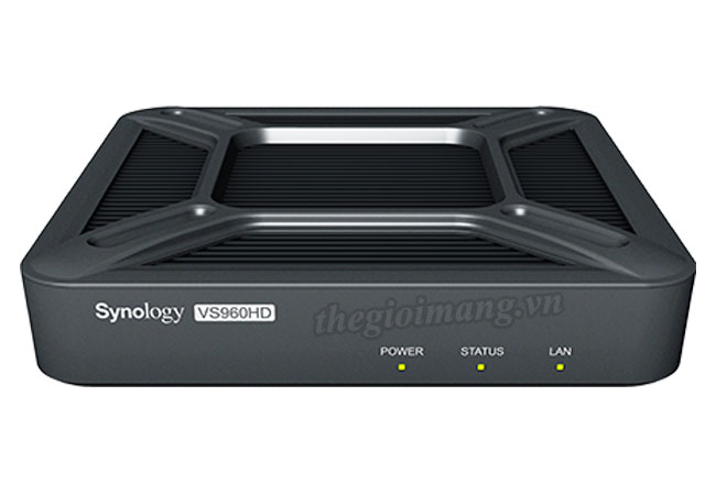 Synology VisualStation...