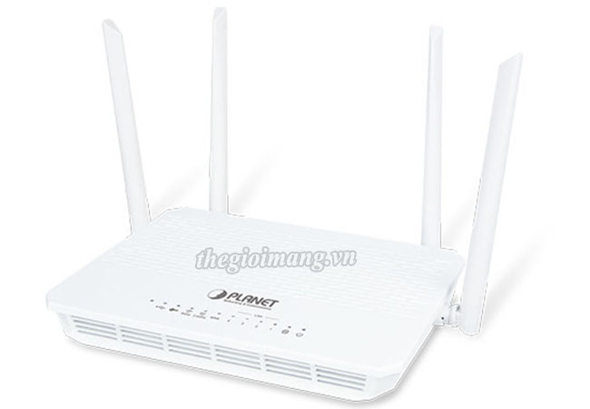 Router WiFi Planet WDRT...