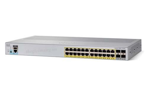 Cisco WS-C2960L-24PS-LL
