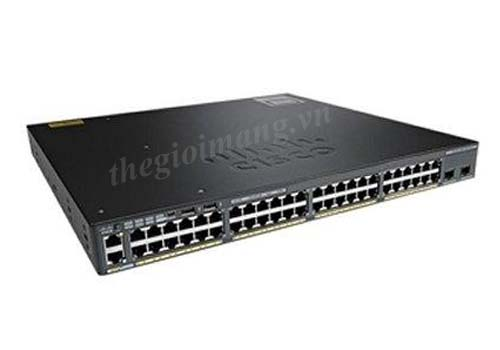 Cisco WS-C2960X-48FPD-L