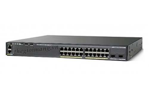 Cisco WS-C2960XR-24TD-I