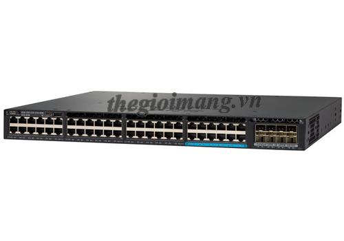Cisco WS-C3650-12X48UR-S