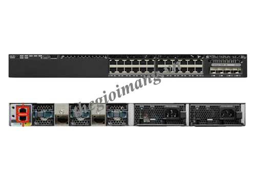 Cisco WS-C3650-24PD-E