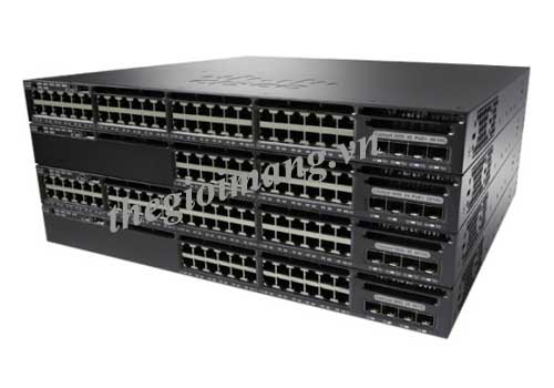Cisco WS-C3650-24PS-E