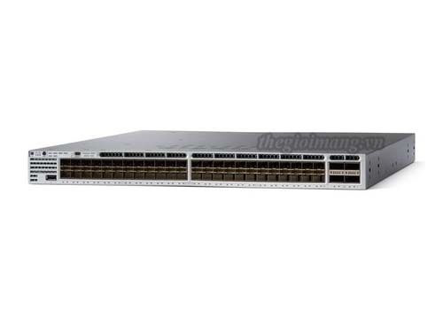 Cisco WS-C3850-48XS-F-E