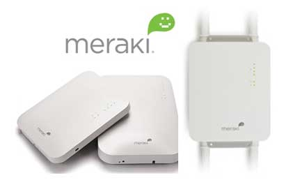 Wireless Meraki