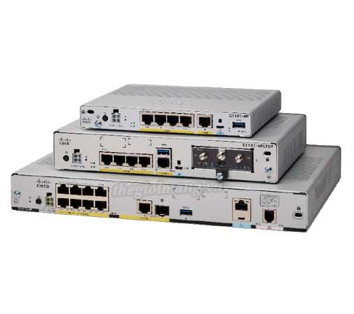 Cisco C1111-8PLTELA