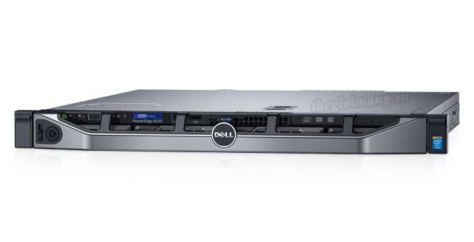 Dell PowerEdge R230 E3-1230...