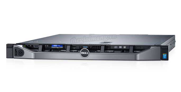 Dell PowerEdge R330 E3-1230...
