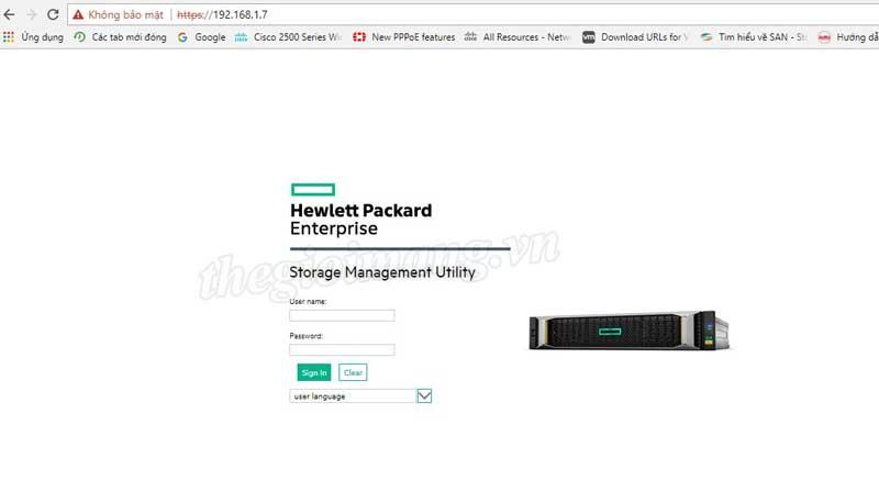 Hp Storage Management Utility