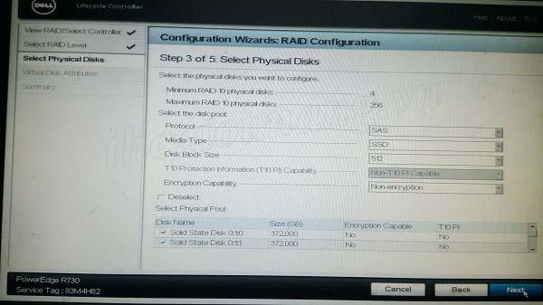 Cài đặt Raid và Windows cho Server Dell PowerEdge | Diễn đàn Thế